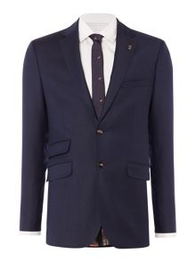Ted Baker Ted Baker Notch Lapel Textured Jacket