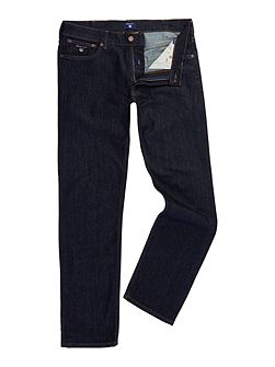 Regular-Fit Denim Jeans