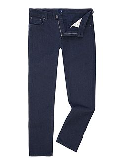 Soft-Twill Regular-Fit Trousers