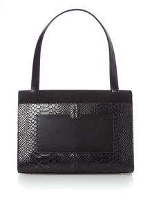 Ted Baker Margo snake shoulder bag