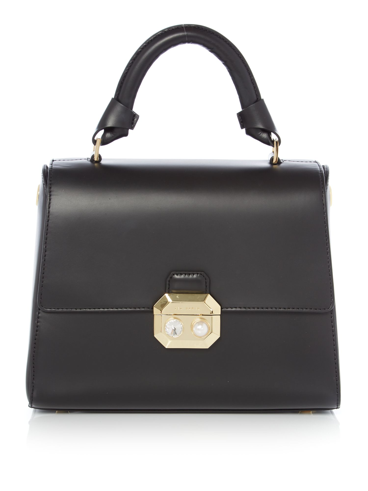 Ted Baker Verina crystal lady bag Black