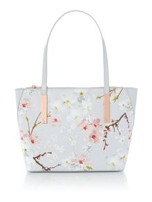 Ted Baker Dawnn small blossom tote bag