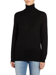 Repeat Cashmere Roll neck jumper