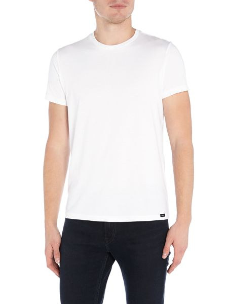 Lee 2 pack of short sleeve crew neck t-shirts
