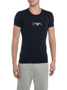 Emporio Armani EA Chest Logo T Shirt
