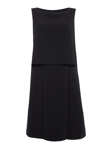 Max Mara POMPEO sleeveless dress with bow back