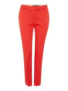 Max Mara EGITTO cotton slim leg trouser with stretch