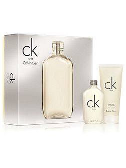 CK One Eau de Toiilette 50ml Gift Set