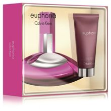 Calvin Klein Euphoria for Women Eau de Parfum 30ml Gift Set
