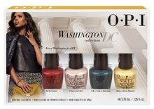 OPI Washington Collection Mini Pack - 4 Piece