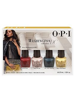 Washington Collection Mini Pack - 4 Piece