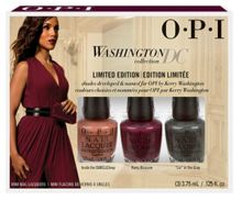 OPI Washington Collection Mini Pack - 3 Piece