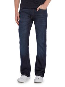 Lee Trenton bootcut dark wash jeans