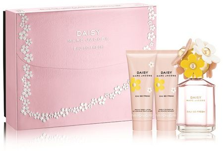 Marc Jacobs Daisy Eau So Fresh 75ml Eau de Toilette Gift Set