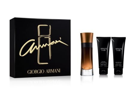 Giorgio Armani Code For Him Profumo Eau de Parfum 60ml Gift Set