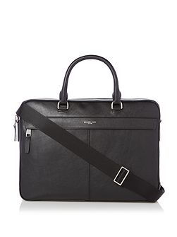 Owen Smooth Leather Briefcase