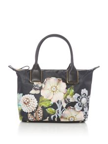 Ted Baker Iyesha small gem nylon tote bag