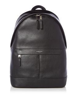 Owen Smooth Leather Backpack