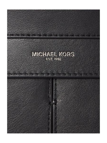 Michael Kors Owen Smooth Leather Backpack