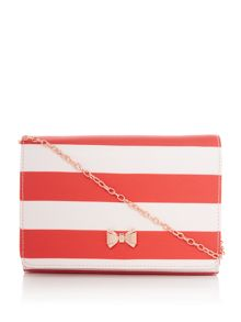 Ted Baker Stripey evening bag
