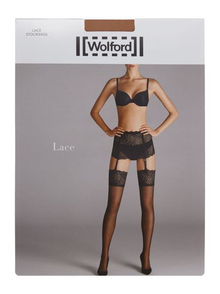 Wolford LACE STOCKING