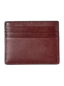 Michael Kors Harrison Saffiano Leather Card Holder