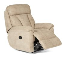 La-Z-Boy Georgia Fabric Manual Recliner Chair