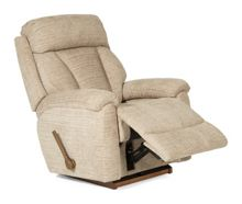 La-Z-Boy Georgia Fabric Rocker Recliner Chair