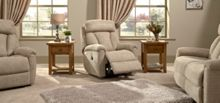 La-Z-Boy Georgia Fabric Power Recliner Chair