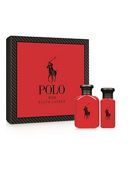 Polo Red Eau de Toilette 75ml Gift Set