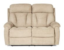 La-Z-Boy Georgia Fabric 2 Seater Static Sofa