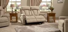 La-Z-Boy Georgia Fabric 2 Seater Manual Sofa
