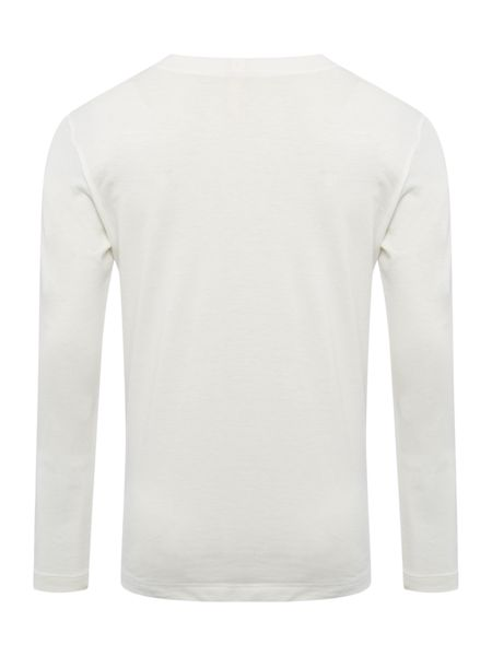 Benetton Boys Long Sleeve Graphic T-shirt