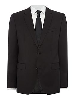 Johnstons Regular Fit Notch Lapel Jacket