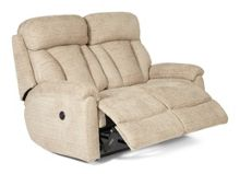 La-Z-Boy Georgia Fabric 2 Seater Power Sofa