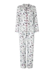 Cyberjammies Harriet print pyjama set