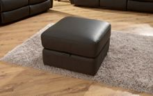 La-Z-Boy Georgia Leather Footstool