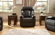 La-Z-Boy Georgia Leather Standard Chair
