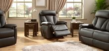 La-Z-Boy Georgia Leather Rocker Recliner Chair