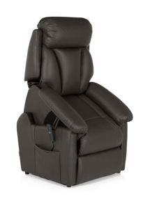 La-Z-Boy Georgia Leather Nil Entrapment Chair