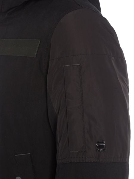 G-Star Batt hooded overshirt