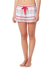 Cyberjammies Heidi striped pyjama short