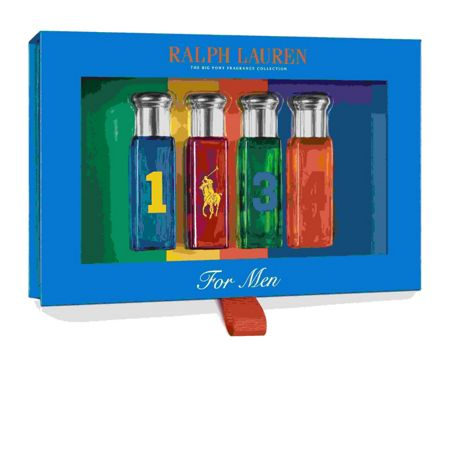 Polo Ralph Lauren Big Pony Collection for Him Gift Set
