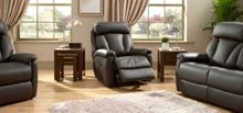 La-Z-Boy Georgia Leather Power Recliner Chair