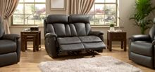 La-Z-Boy Georgia Leather 2 Seater Manual Sofa