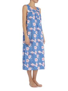 Nora Rose Floral print nightdress