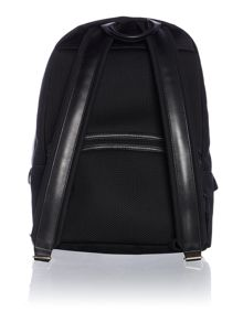 Paul Smith London Travele Leather Trim Backpack