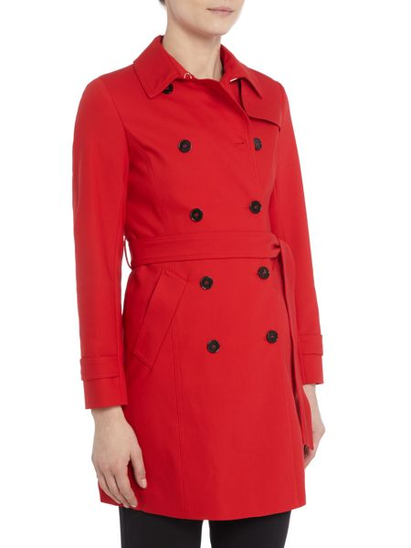Marella PALOMA longsleeve belted trench coat