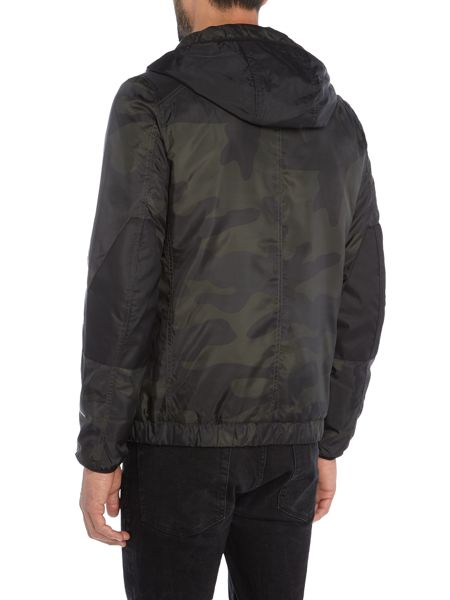 G-Star Setscale hooded overshirt