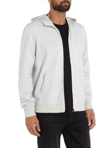 G-Star Core zip through hooded sherland sweatshirt